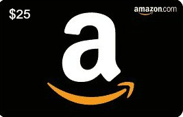 amazon gift card 25