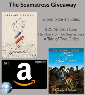 The Seamstress Giveaway