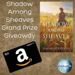 Shadow Among Sheaves giveaway