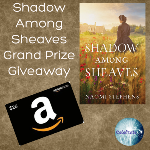 Shadow Among Sheaves giveaway