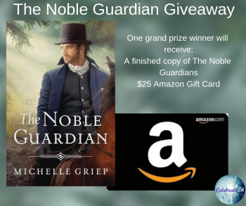 The Noble Guardian Giveaway