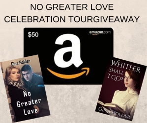 no greater love giveaway