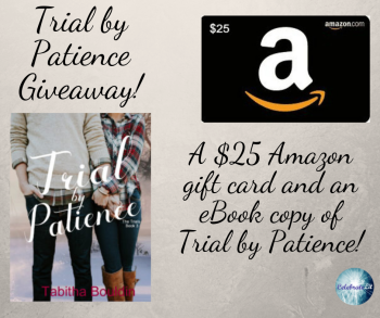 Trial by patience giveaway