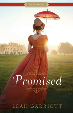 Promised by Leah Garriot 2020