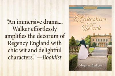 Lakeshire Park Booklist quote X 750